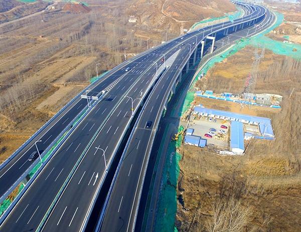 济广高速济南连接线南段地面道路(二环西路南延)