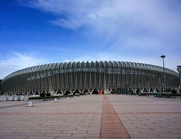 济南奥体中心