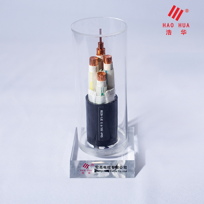 低压电缆 WDZN-YJE 0.6/1KV 4×95