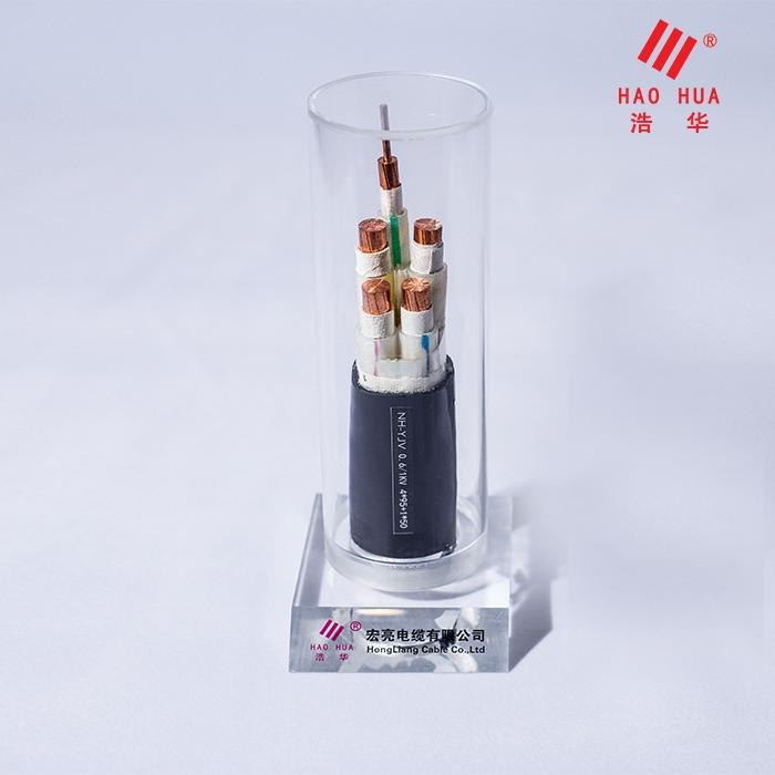 耐火电缆 NH-YJV 0.6/1KV 4×95+1×50